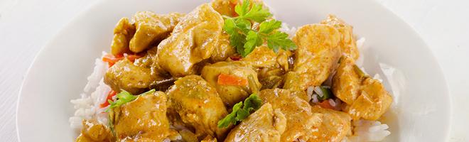 | Chicken Curry